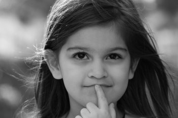 resizedimage350233-little-girl-black-white-thinking-pondering