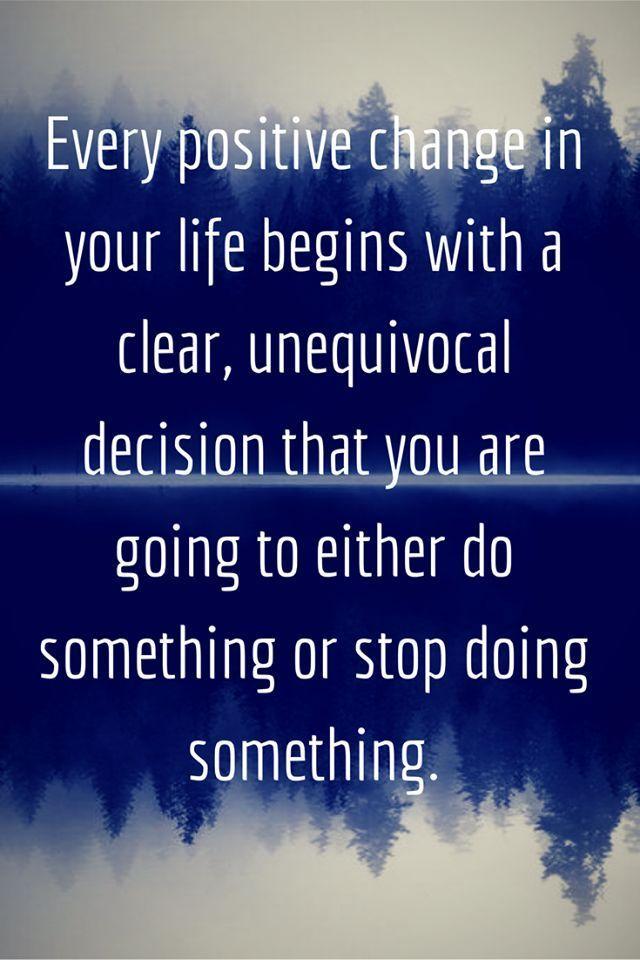 Positive Choices