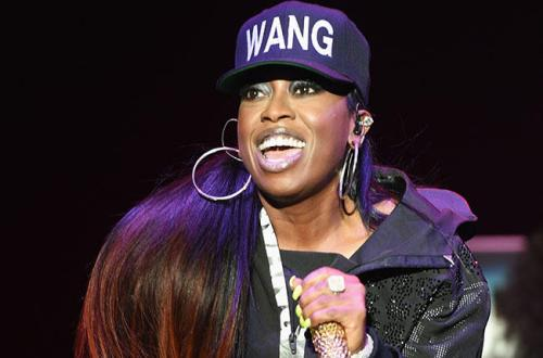 Missy Elliott Super Bowl 2015