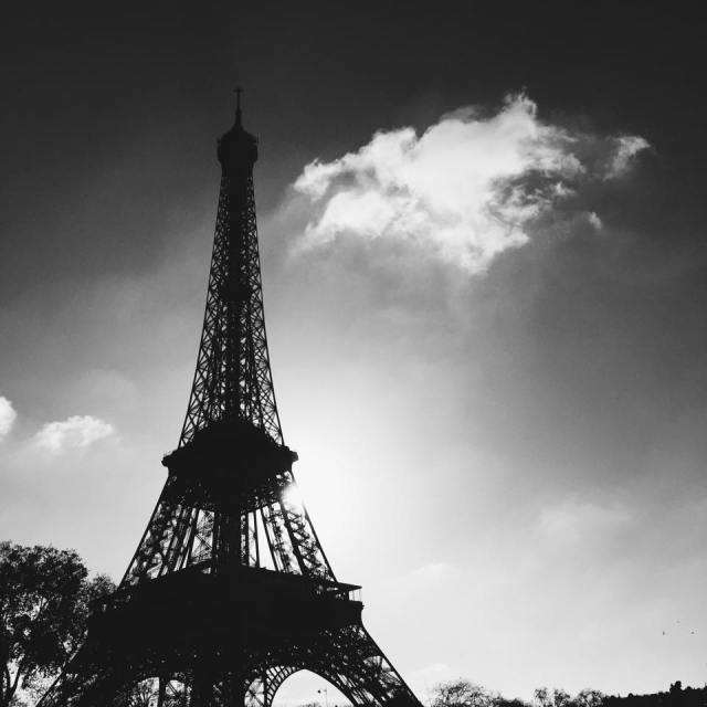 Photo Diary - A Day in Paris