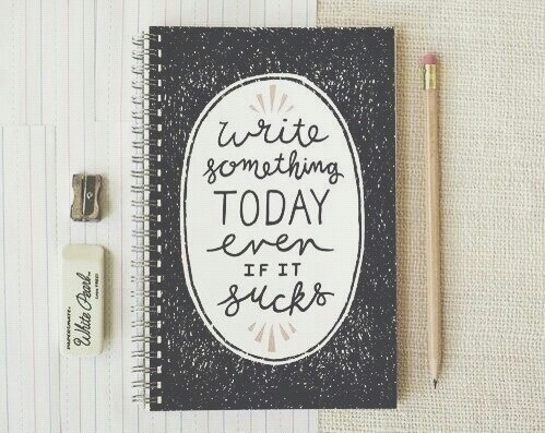 Write Something Every day