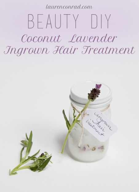 Coconut Lavender Ingrown Hair Treatment