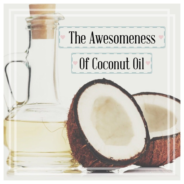 The many uses of Coconut oil