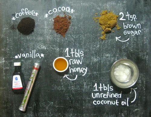 Natural Cocoa Lip Scrub