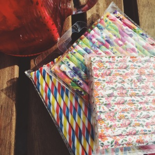 Paper Straw Collection