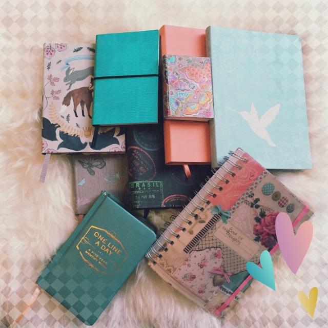 Journals, Diaries
