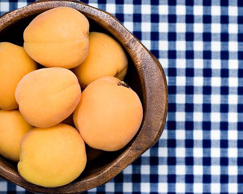 stole my apricots