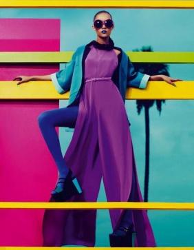 neon clothes
