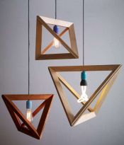 geometric lights