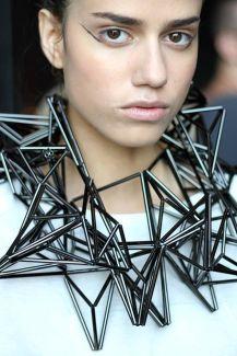 geometric jewellery