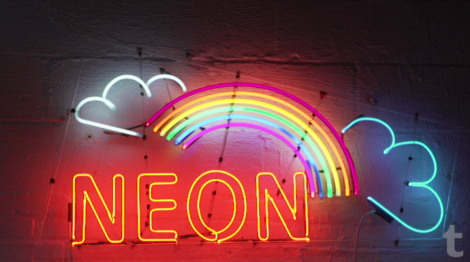 Weekend Photo Journal Lusting On Everything Neon The