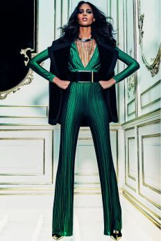Emerald Green Balmain