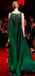 Emerald Green Ellie Saab