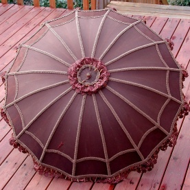 marsala umbrella