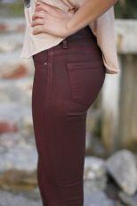 marsala jeans