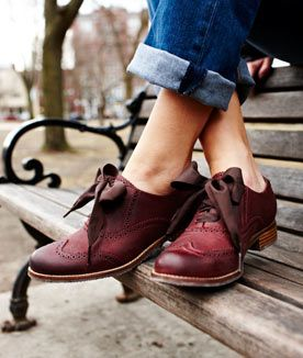 Marsala shoes