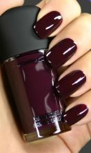 Burgundy color