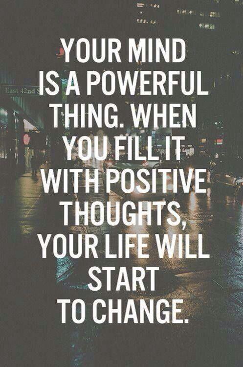 Positivity, Monday Motivation