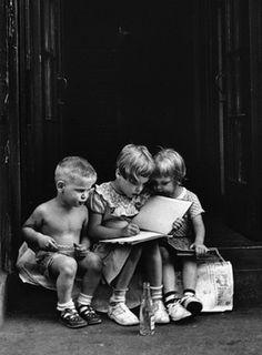 1950s kids