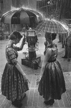 1950s rain