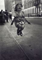 1950s kid playing