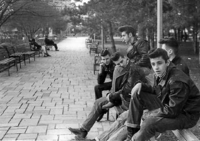 1950s Greasers