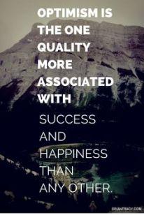 Optimism quote