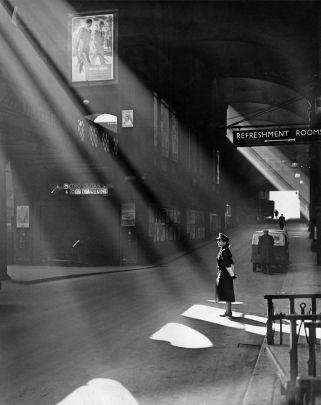 1950s London Underground