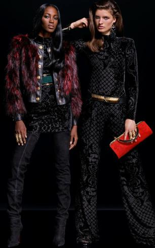 Balmain and H&M Collection