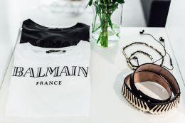 Balmain and H&M Collection