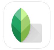 Snapseed app