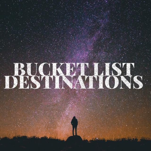 Bucket List, Travel, Destinations, China, Pandas, Argentina, Chile, Bali