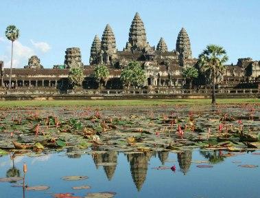 cambodia_angkorwat_lilypads_57