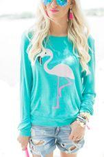 Flamingo top