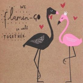 Flamingo quote