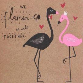 Flamingo quote