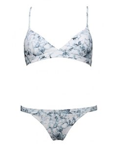 Marble swimsuit