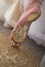 glitter-feet