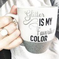 glitter-mug
