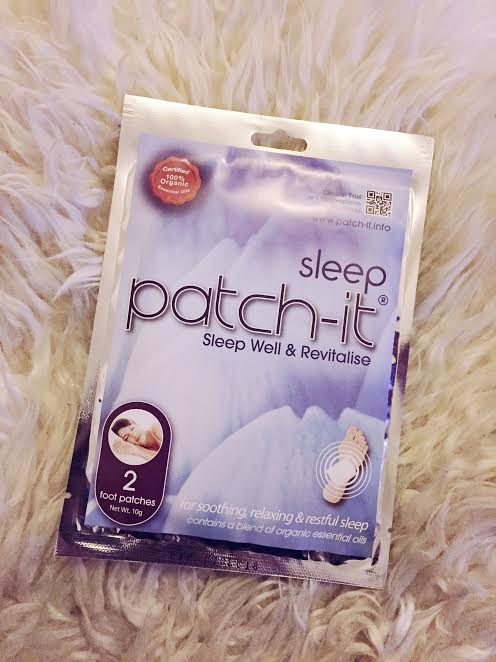 sleep, patch-it