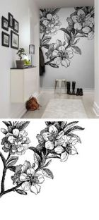 black-and-white-wall