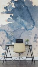 blue-watercolour-wall