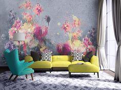 flower-mural