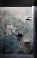 flower-shower-wall