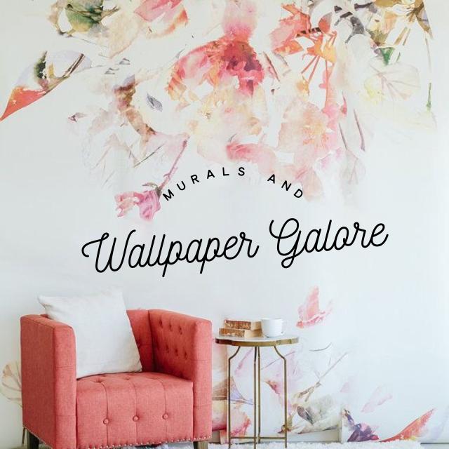 murals and wallpaper