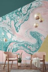 pink-green-marble-wall