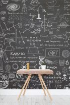 science-wall