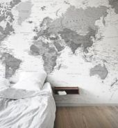 world-map-wall