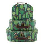 cactus luggage
