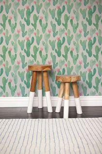 cactus wallpaper inspiration